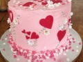 valentine-themed-strawberry-layer-cake